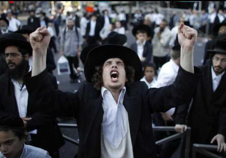 ISRAEL ORTHODOX JEWS